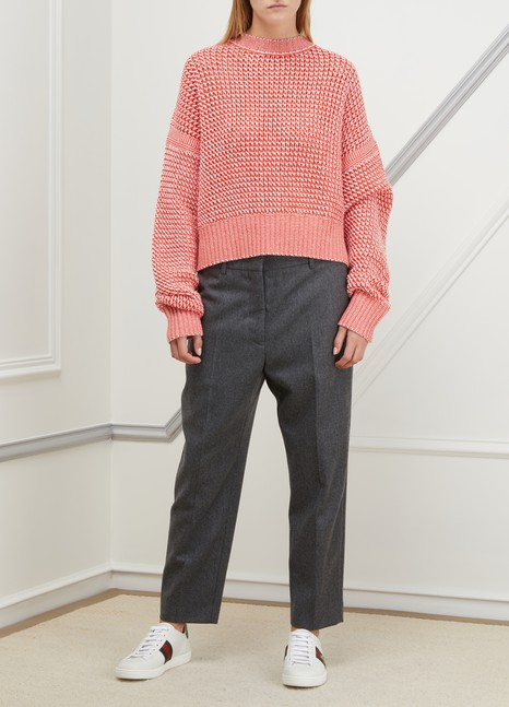 Jil SanderWool and cashmere sweater