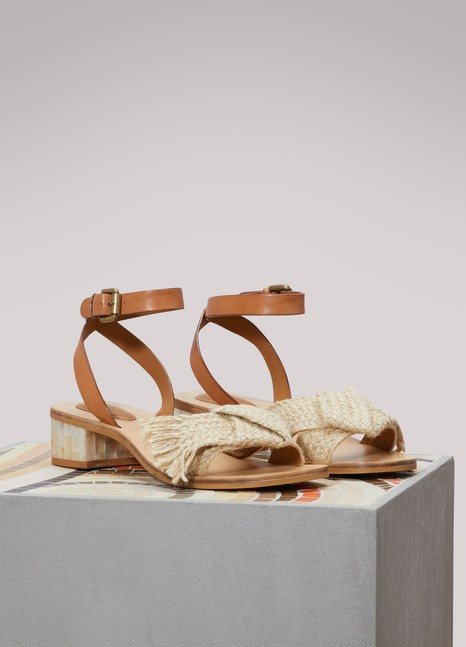 See by Chloé Isida sandals