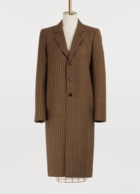 BalenciagaLong jacket