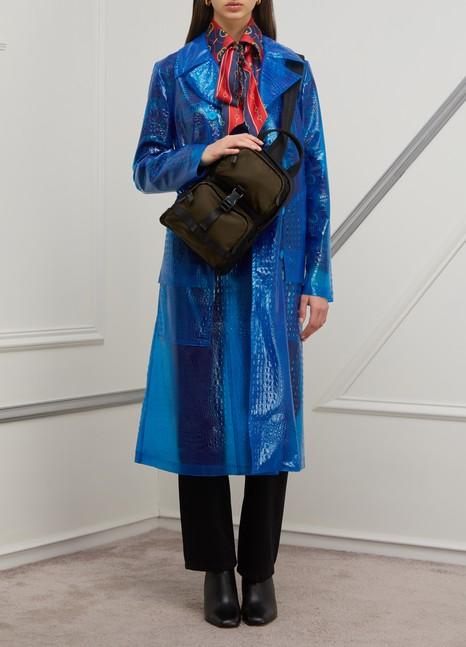 SIES MARJANNisa embossed trench coat