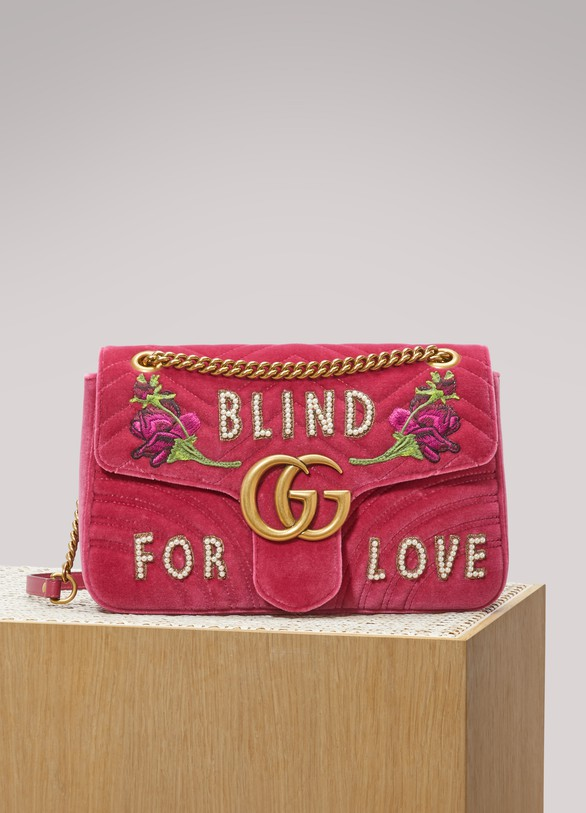 GUCCI Sac GG Marmont Blind For Love
