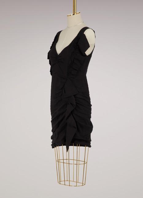 Isabel Marant EtoileLinen Topas dress