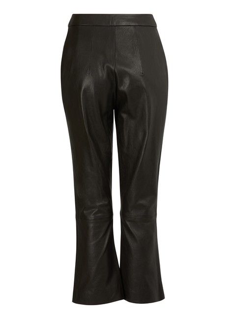 BALMAINLeather trousers