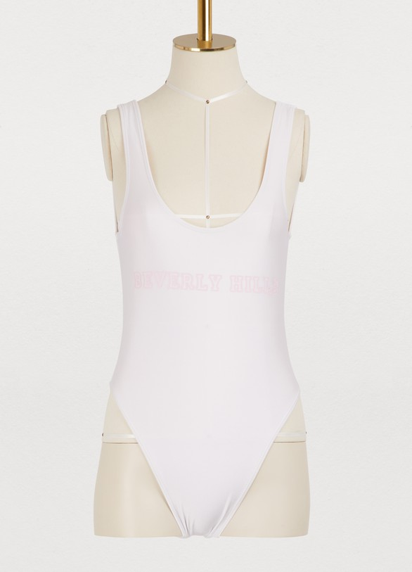 Private Party Beverly Hills one-piece swimsuit
