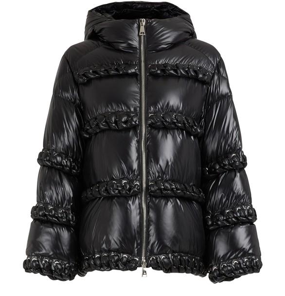 MONCLER GENIUS6 Moncler Noir Kei Ninomiya Ametrine down jacket