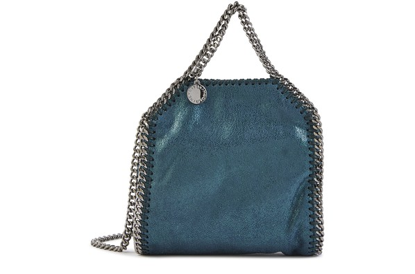 STELLA MC CARTNEY Tiny Falabella shoulder bag