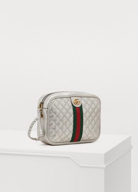 GucciQuilted mini crossbody bag