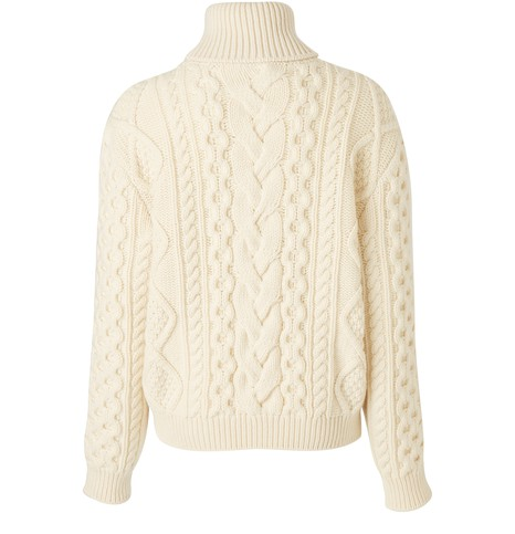 CELINE Roll neck jumper