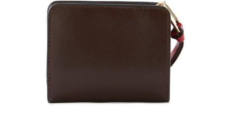 MARC JACOBSMini Compact Snapshot wallet