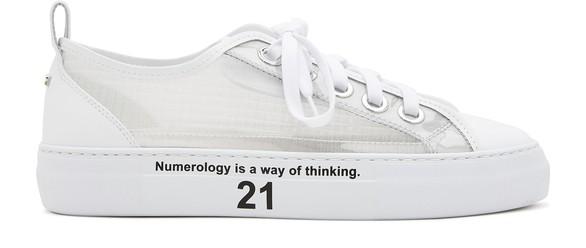 N 21Gymnic sneakers