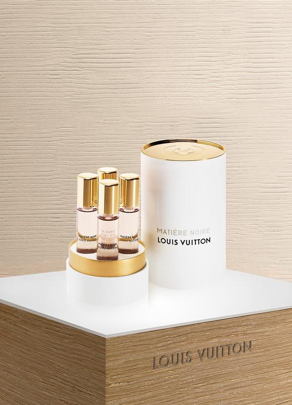 Louis VuittonFlacon de Voyage Matière Noire