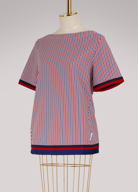 MonclerStriped T-shirt