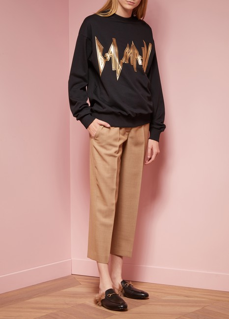Acne Studios Woolen Trea Dress Pants