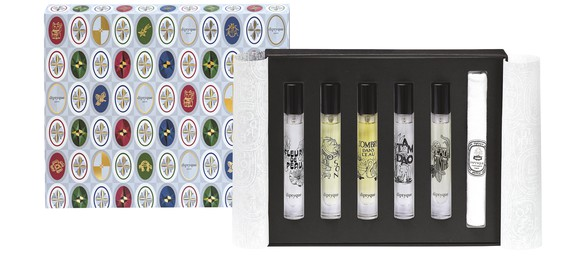 DIPTYQUE Discovery box of five eaux de parfum
