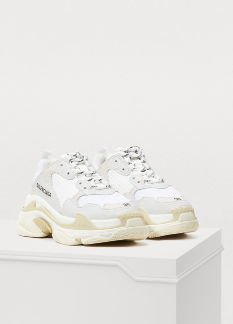 Cariñoso Desmenuzar Excelente  12.45MB) Sneakers Balenciaga Triple S Real Vs Fake Song