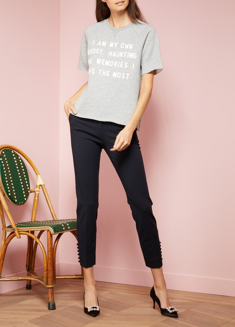 Zoe Karssen Cotton Sweatshirt