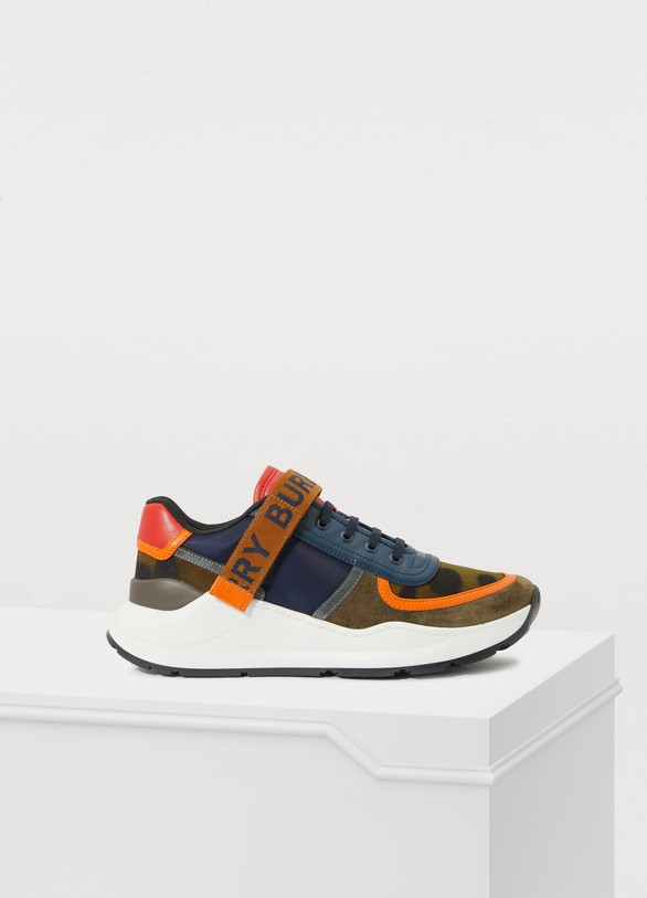 BurberryRonnie trainers