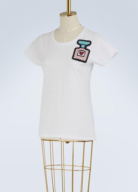 Michaela BuergerT-shirt parfum en coton