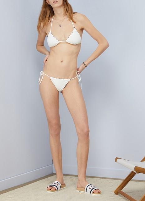 MarysiaBas de bikini à pois