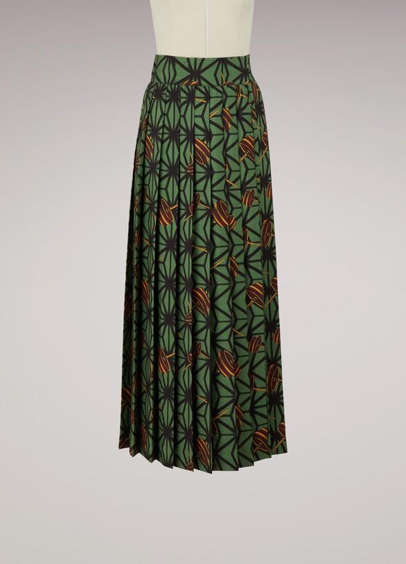 Stella JeanPleated skirt