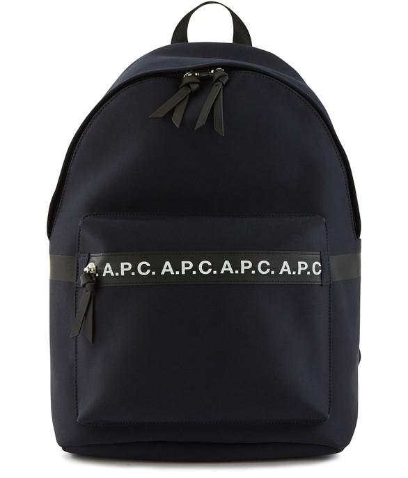 A.P.C.Saville back pack