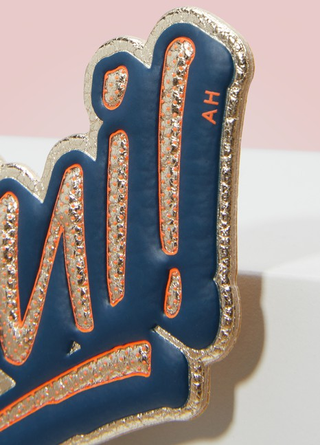 Anya Hindmarch Oui Sticker