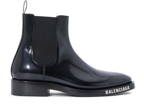 BALENCIAGAEvening ankle boots
