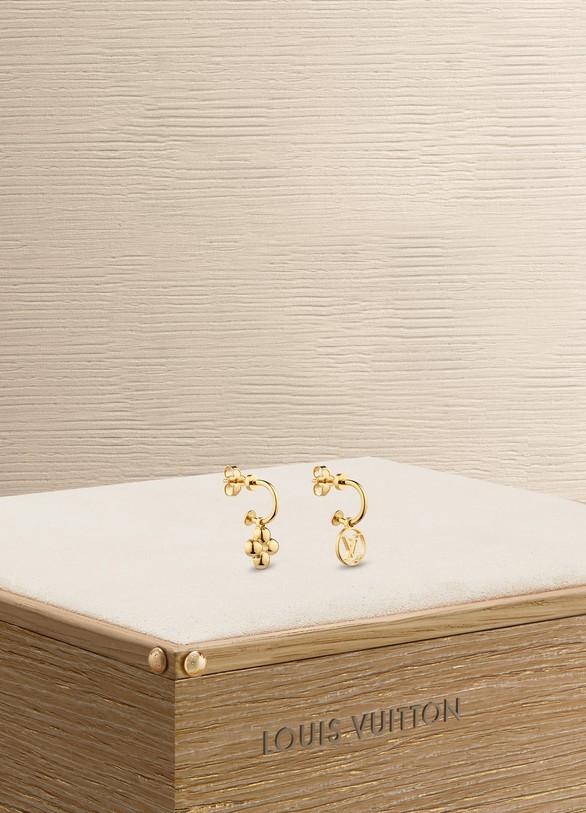 Louis VuittonBoucles d'oreilles Blooming