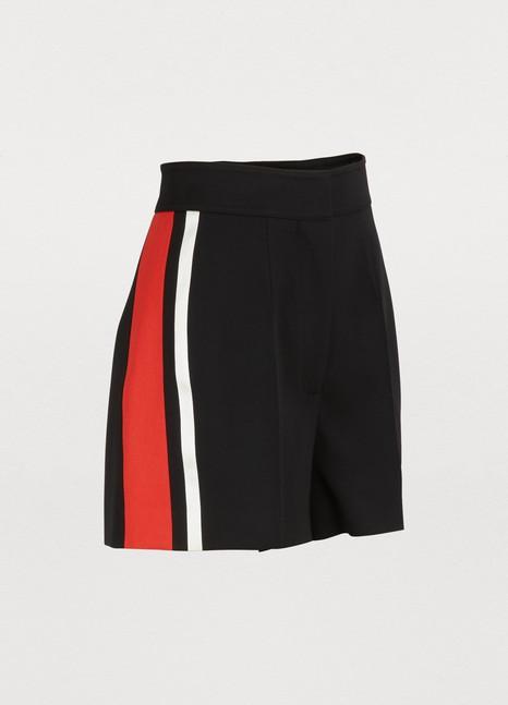 ALEXANDER MCQUEENWool shorts