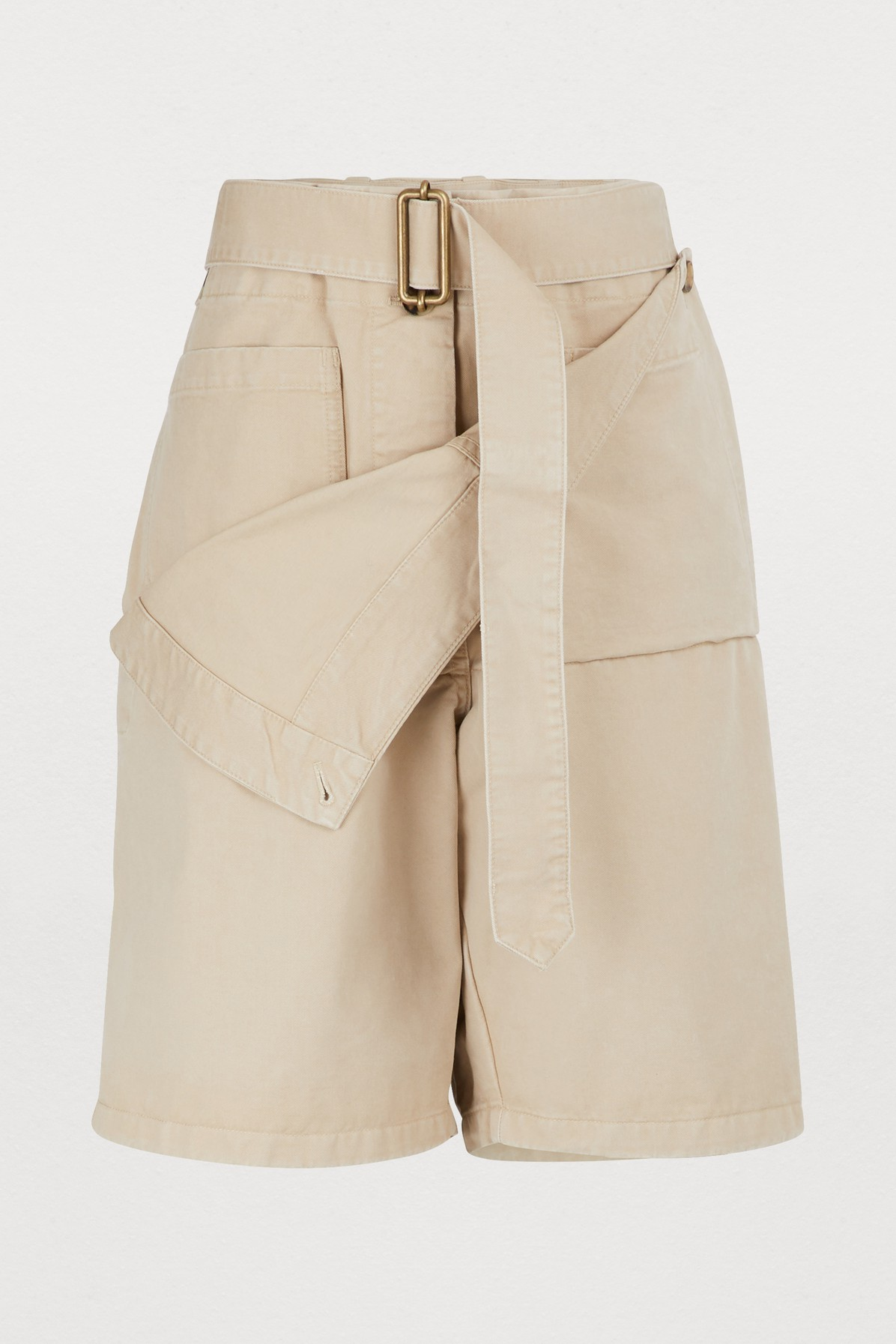 J.w.anderson BUTTONED SHORTS
