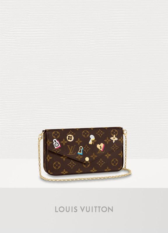 2c69d1300cff Pochettes   Soir Louis Vuitton femme   24 Sèvres