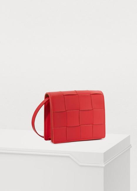 Bottega VenetaSmall cross-body bag