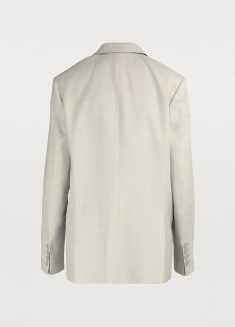 STELLA MC CARTNEY Oversized blazer