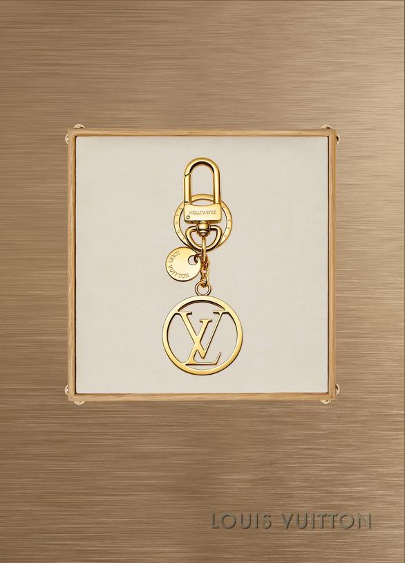 LOUIS VUITTONPorte-clés et Bijou de Sac LV Circle