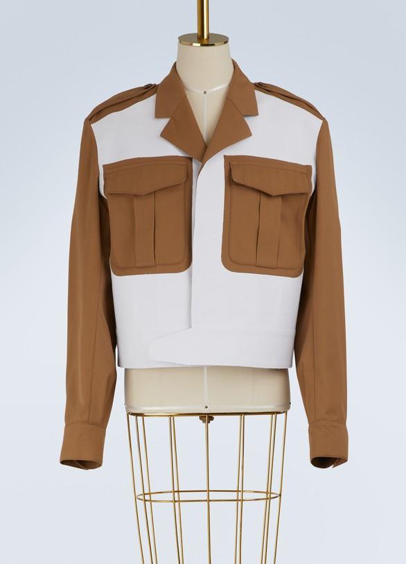 Maison MargielaCanvas jacket