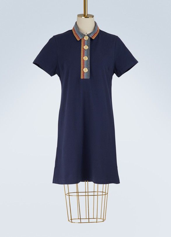 Jour/Né Polo cotton dress