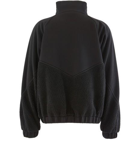 BURBERRYJwear zipped coat