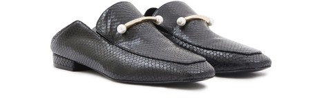 COLIAC Lizard loafers