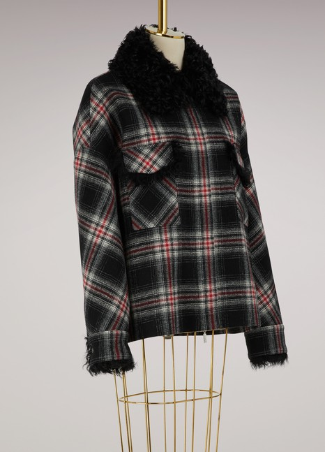 MONCLER Maryna wool jacket