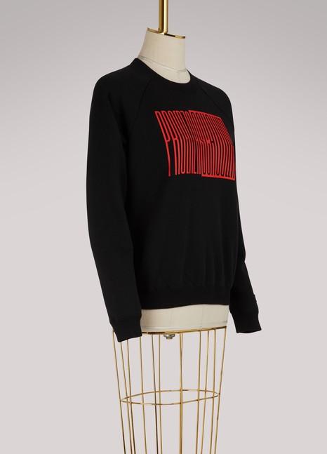 Proenza SchoulerLogo sweatshirt