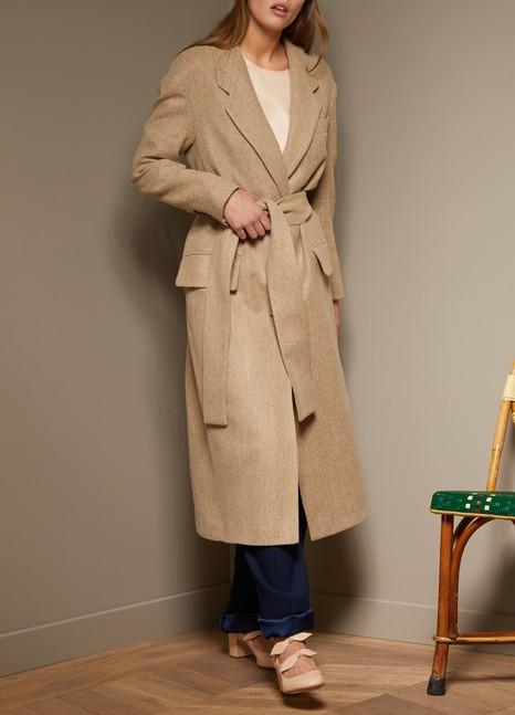 Acne StudiosWoolen Cade Coat