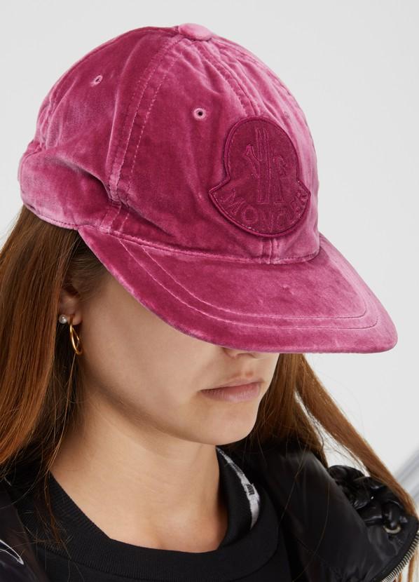 956088bff2a Moncler Velvet cap ...