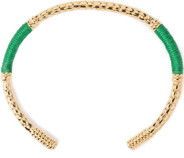 AURELIE BIDERMANNSoho emerald bracelet