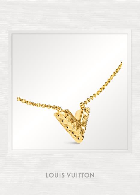 Louis VuittonCollier Essential V Guilloché