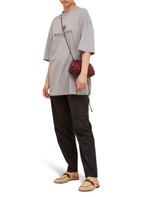 BALENCIAGANew BB oversize t-shirt