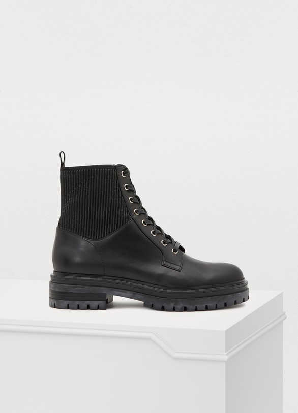 GIANVITO ROSSIBottines à lacets