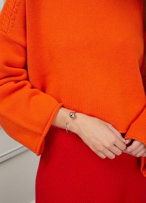 Jil SanderSphere bracelet