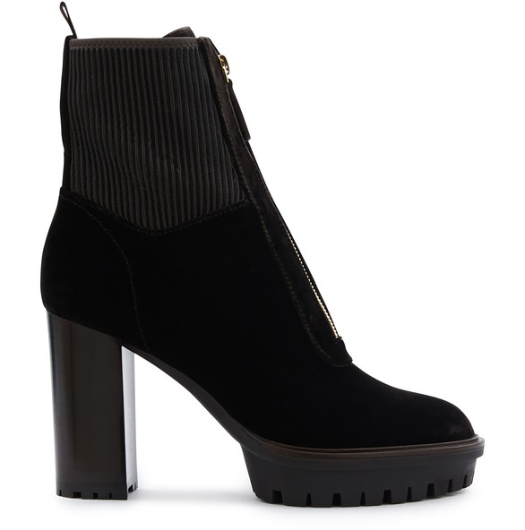 GIANVITO ROSSIPlatform ankle boots
