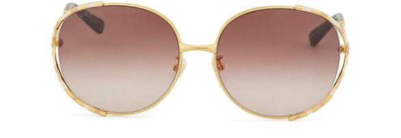 GUCCIRunde Sonnenbrille