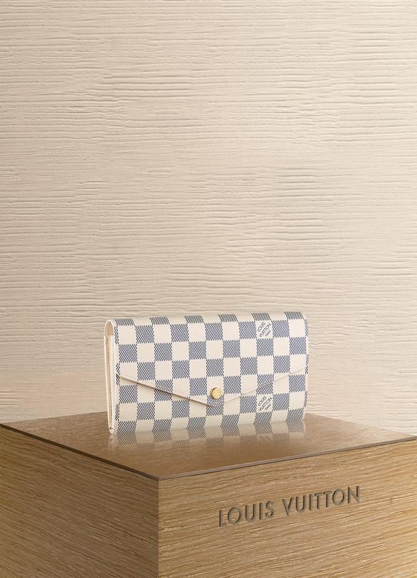 Louis VuittonPortefeuille Sarah